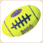 Air Kong Squeaker Footballs--3 sizes