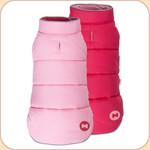 Puffer Reversible Coat Pink & Rose