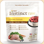 Nature's Variety Instinct Frozen Raw Chicken 3 & 6 lb.