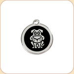 Enamel/Stainless Dog 11 Color Options