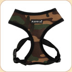 Puppia Mesh Harness in Camo