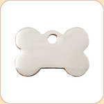 Flat Stainless Bone