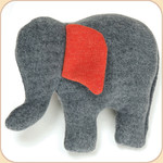 One Hemp Red-Eared Elephant