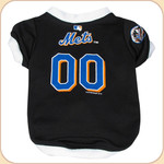 Team Jersey--Mets Black