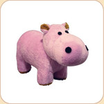 One Mighty Pink Hippo JUNIOR