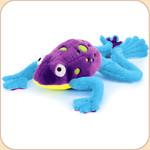 One Big Purple Tree Frog