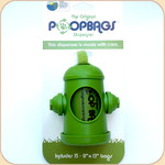 The Original PoopBags--Hydrant Dispenser & Bags
