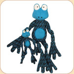 X-Brace Frog Tough Toy