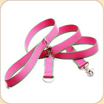 Eco-Friendly Leash--pink & green