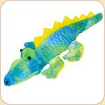 Lyle Crocodile Catnip Toy--Refillable