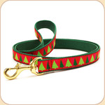 Holiday Fir Trees Leash