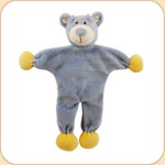 Blue Bear--Stuffless Toy