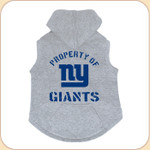 Team Sleeveless Hoodie--Giants