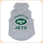 Team Sleeveless Hoodie--Jets