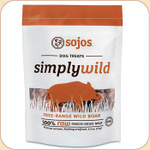 Sojos Simply Wild Boar--Freeze-Dried Treats