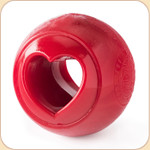 Orbee Treat Nook Ball Toy--Love