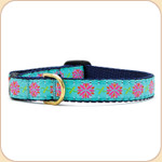 Fuchsia Dahlias Cat Collar