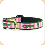 Green Gators Collar