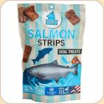 Plato Salmon Jerky Strips