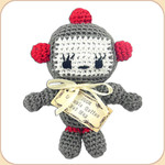 Crocheted Robot