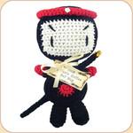 Crocheted Miyagi