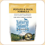 Natural Balance LID Potato & Duck Dog Food