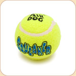Air Kong Squeaker Tennis Balls--4 sizes