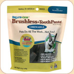 Ark Naturals Brushless Toothpaste Treats--S/M