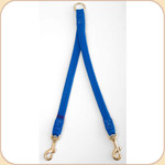 Nylon Leash Coupler--Assorted Colors