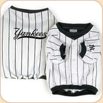 Team Jersey--Yankees Pinstripe