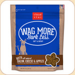Wag More Bark Less Bacon, Cheese & Apples