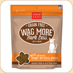 Wag More Bark Less Peanut Butter & Apples