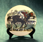 Race Horse - Coupe Plate