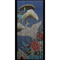 Crane Bamboo Door Curtain