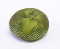 3in Green Gong Cushion