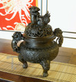 Bronze Ming incense Burner