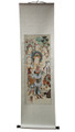7 Goddess Silk Scroll