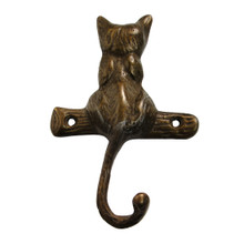 Single Cat Key Hook