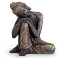 Resting Buddha Figure