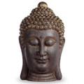 Joyous Buddha Bust
