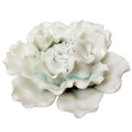 Celadon Porcelain Peony Flower Incense Stand
