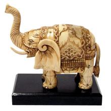 Ox Bone Elephant Statue