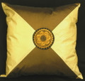 18 Sun Flower Cream Cross Pillow