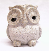 Granite Rustic Owl 6in