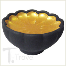 Chrysanthemum Small Incense Burner