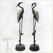 Wetland Herons Pair