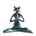 Meditating Yoga Frog