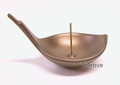 Incense Bowl With Handle