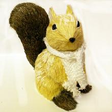 Sisal Fiber Squirrel