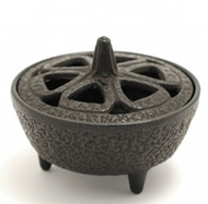 Iron Incense Burner
